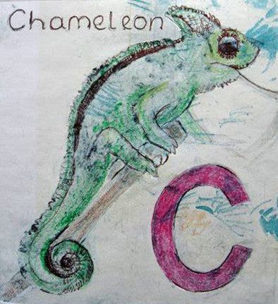 C is for Chameleon