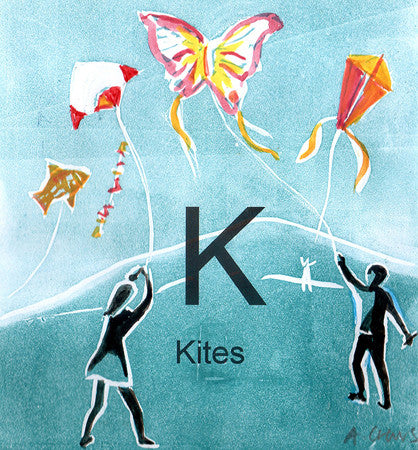 K is for Kites