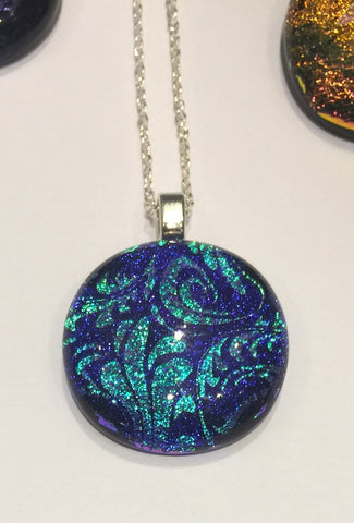 Cobalt Blue Pendant (small)