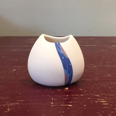 The Blue Bands Series - vase 1