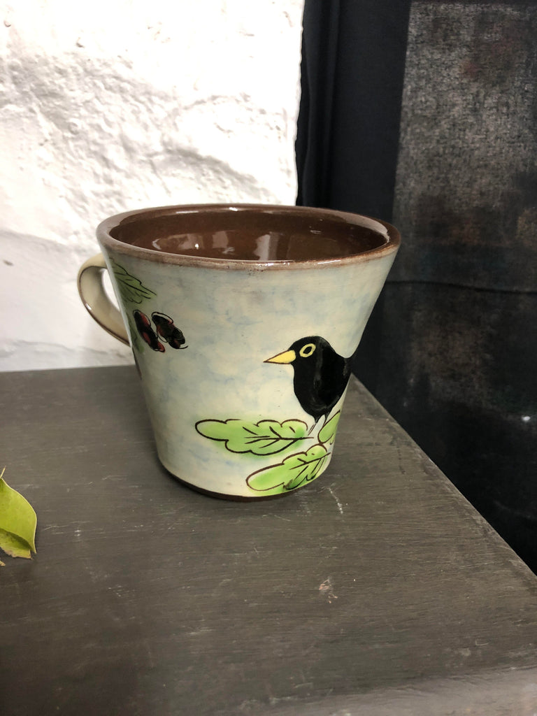Blackbird 2 Mug (large)