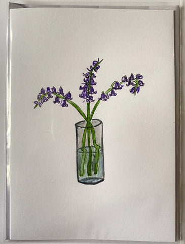 Bluebells (card)