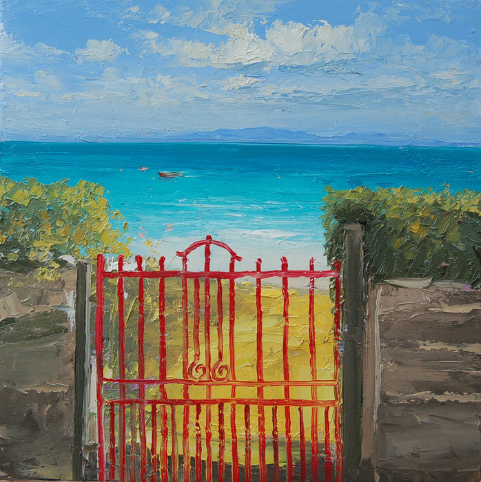 The Red Gate, Iona