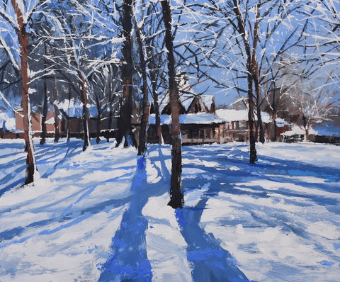 Winter Light, Bournville
