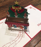Christmas Chimney Card