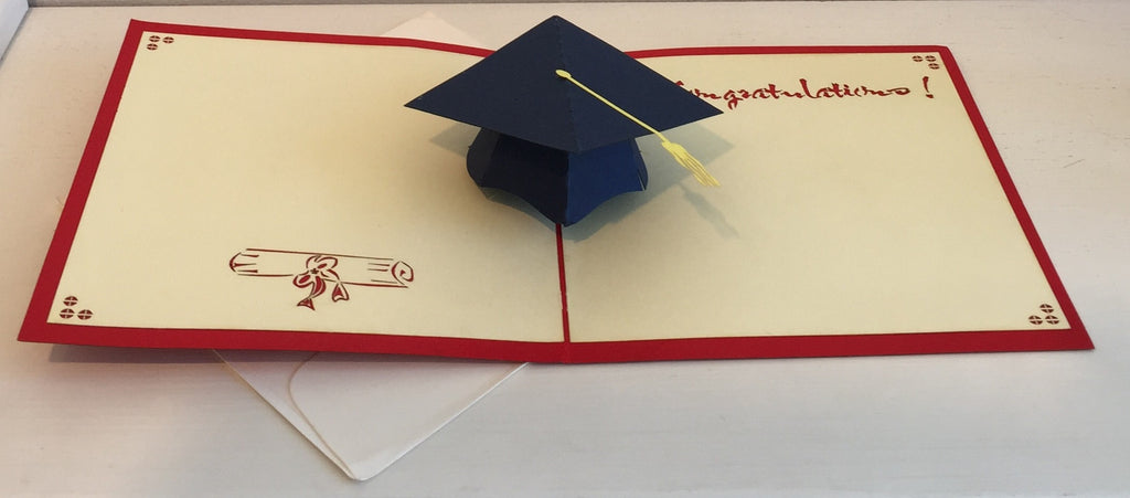 Congratulations Card (Graduation)