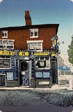 Craven Arms in Sunshine (Giclee Print)