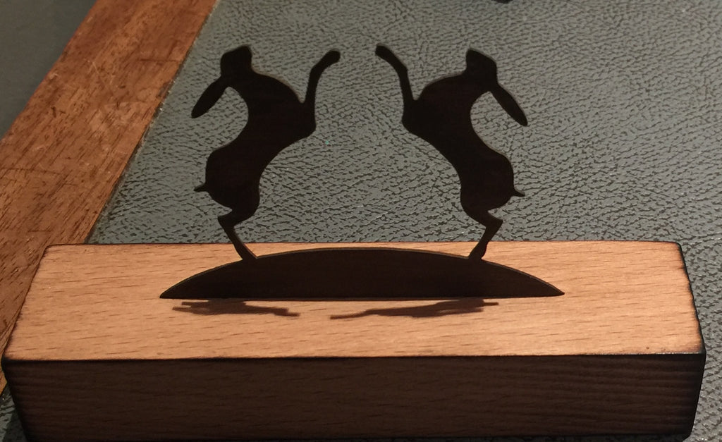 Two Hares (Miniature) Open Edition