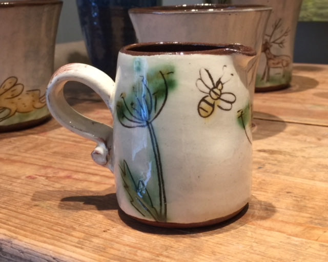 Dill & Bee Jug 2  (small)