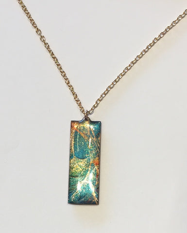 Dream Lagoon II Pendant