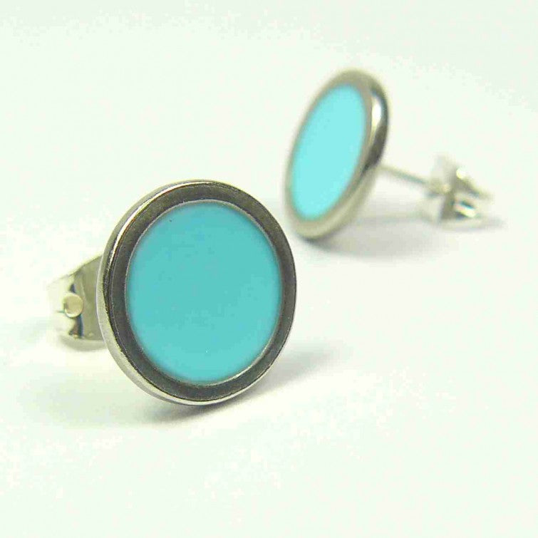 Bright Sky Stud Earrings