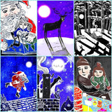 Ed Boxall Christmas Card Sets