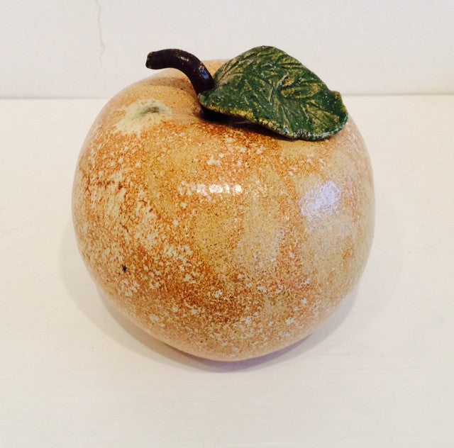 Ceramic Apples 1