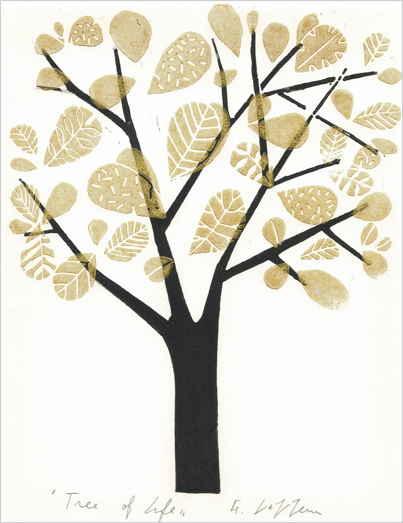 Tree of Life (Gold)