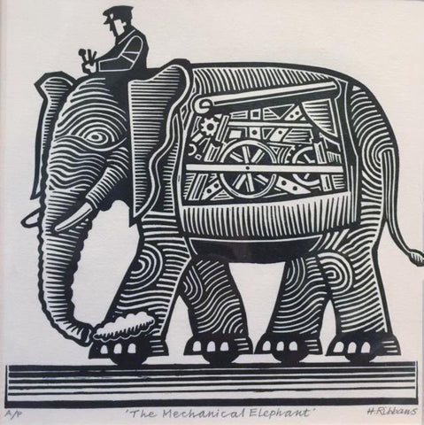 Mechanical Elephant a/p