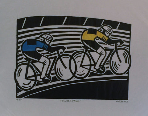 Velodrome (colour) 19/50