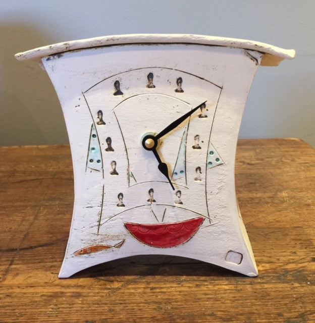 Small Mantel Clock 1