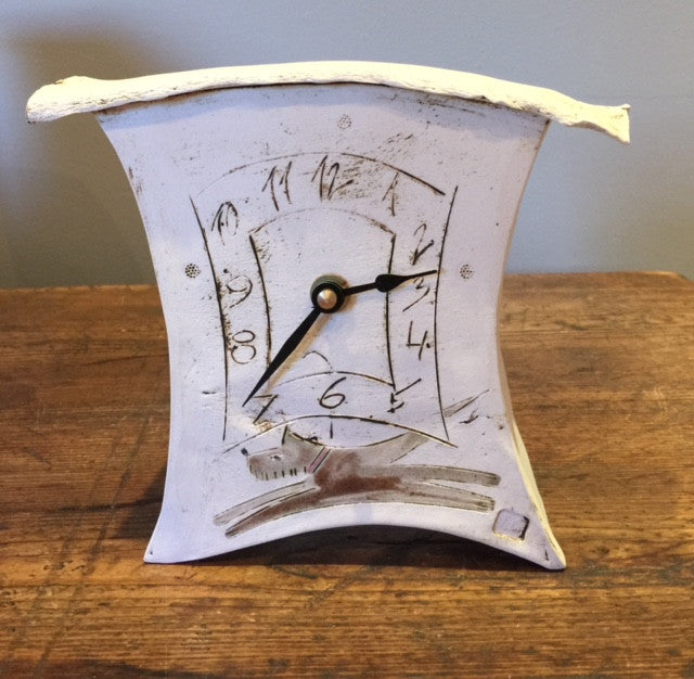 Small Mantel Clock 2