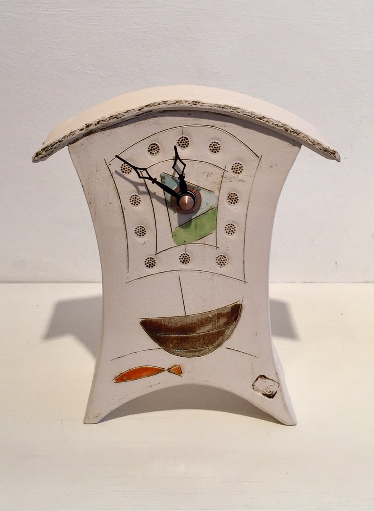 Mini Clock 3 (Boat)