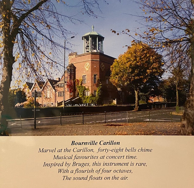 Bournville Carillon (card)