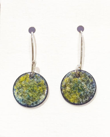Coast Enamel Earrings