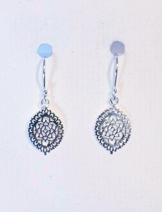 Filigree Style Earrings 5