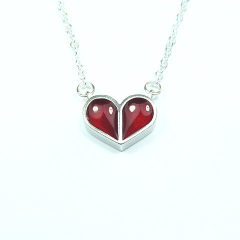 Lovebug Pendant (Red)