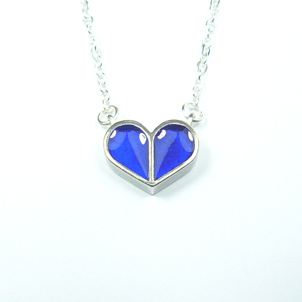 Lovebug Pendant (Blue)
