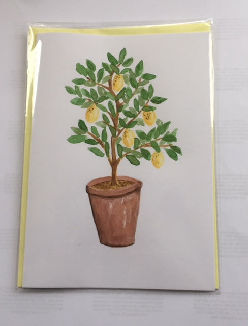 Lemon Tree 2 (card)