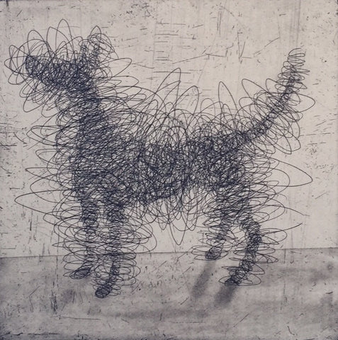 Antony Gormley's Dog (44/100)