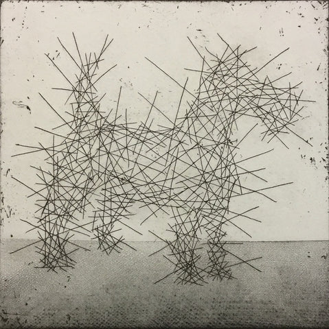 Gormley's Dog II (13/100)