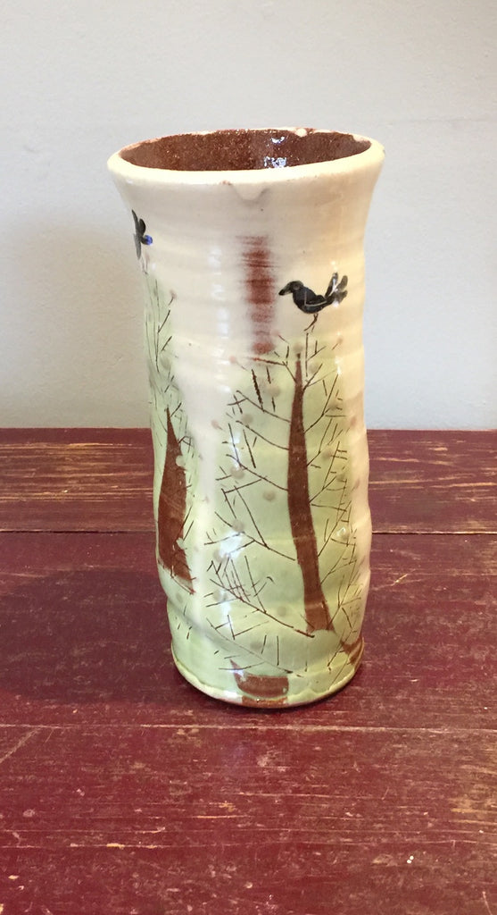 Blackbird Vase (Medium)