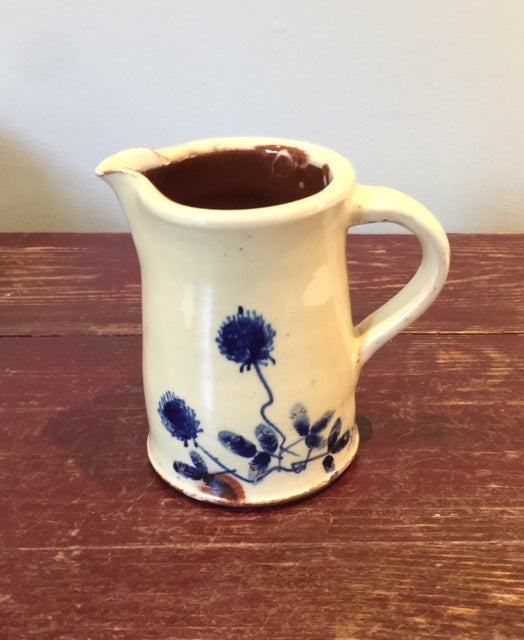 Blue Flowers Jug 1 (small)