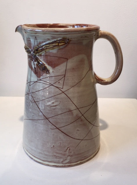 Medium Jug with Daddy Long Legs