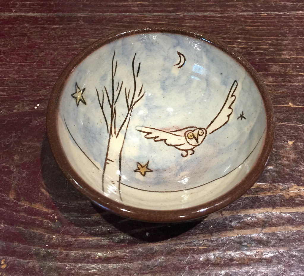 Night Owl Mini Bowl 2