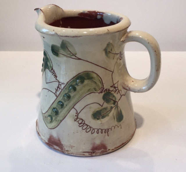 Small Jug with Peas