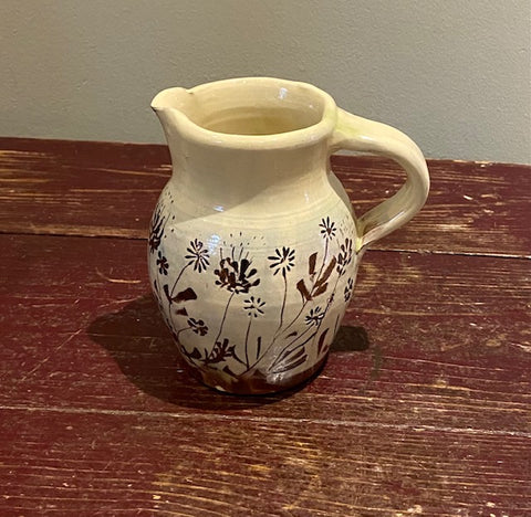 Wild Flowers Jug  (small) (MJ19)
