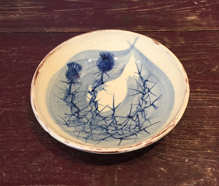 Thistle Plate 1