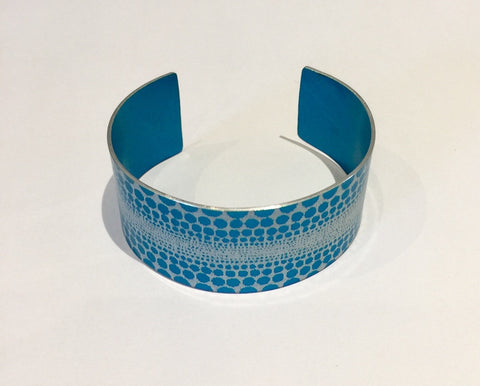 Cuff Bangle (Turquoise)