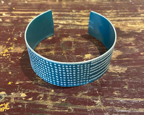 Cuff Bangle 2 (Turquoise)
