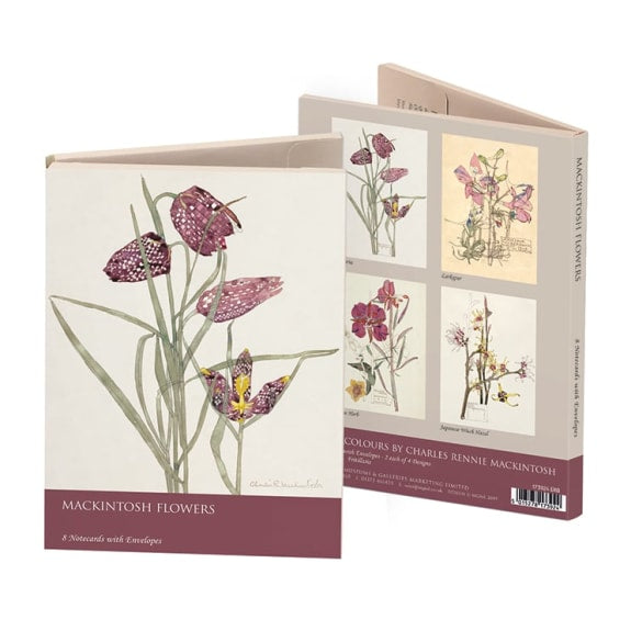 Mackintosh Flowers (Notecards)