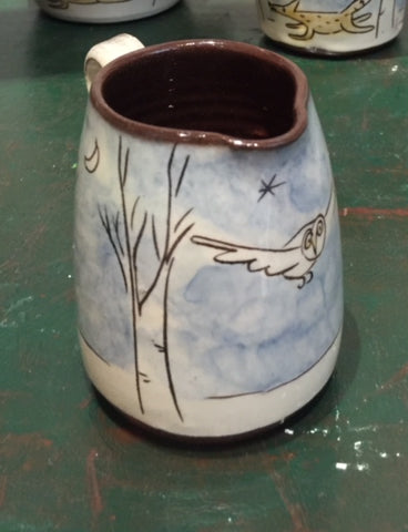 Night Owl Jug (small)