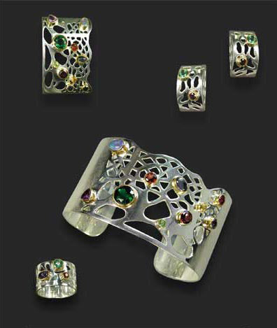 The Gaudi Suite (Earrings)