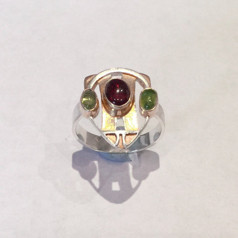 Margaret Macdonald Inspirations Ring