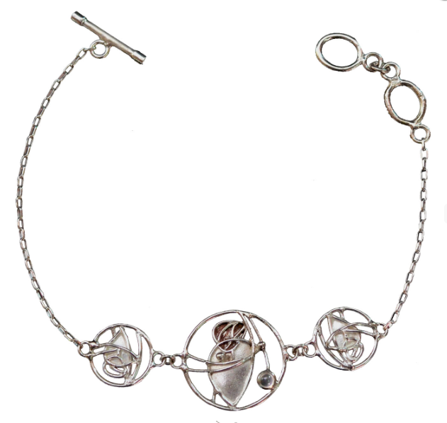 Mackintosh Moonstone Bracelet