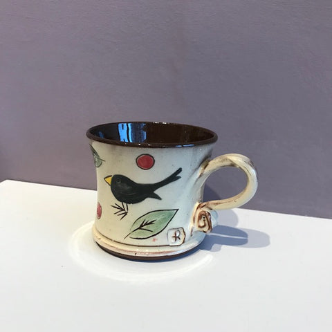 Blackbird Mug (small)
