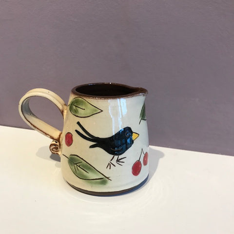 Blackbird Jug 1 (Small)