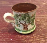 Boar Mug with Oak Tree (Small)