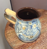 Night Owl Jug with Fox (medium)