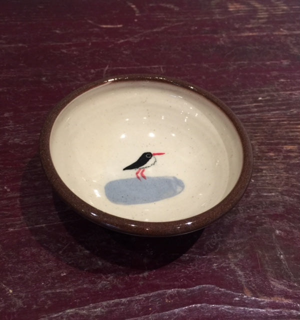 Oystercatcher Mini Bowl
